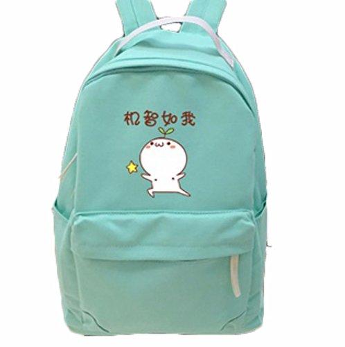 rare Schultertasche Tasche Shoulder Bag Rucksack reisetaschen Teal Rucksack Natsume Yuujinchou Book of friend new