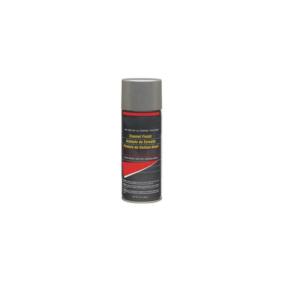All Purpose Industrial Enamel Aerosols Spray Paint,Aluminum,10 oz.
