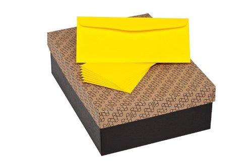Limited Papers (TM) Envelopes, 10 Commercial Flap, Vellum Finish, 24lb / 60 Text (89 GSM), 4-1/8