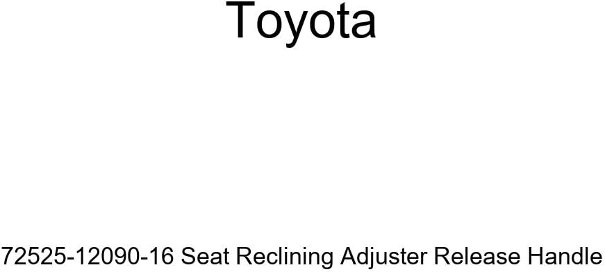 TOYOTA 72526-14010-33 Seat Reclining Adjuster Release Handle