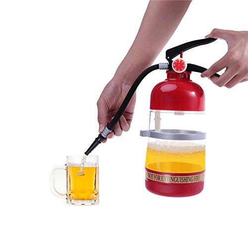 Fire Extinguisher Drink Dispenser Beverage Cocktail Liquor Wine Beer Machine 1500 ml