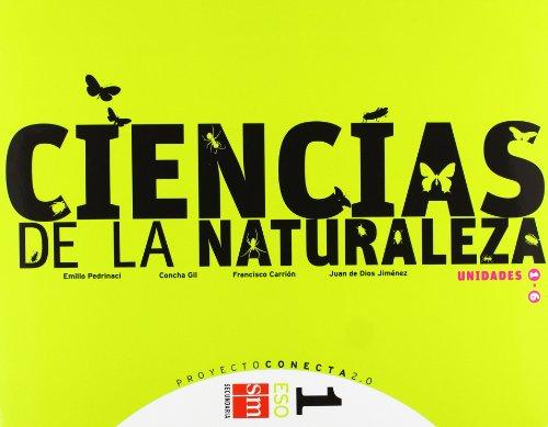 Ciencias de la naturaleza. 1 ESO. Conecta 2.0. Trimestres