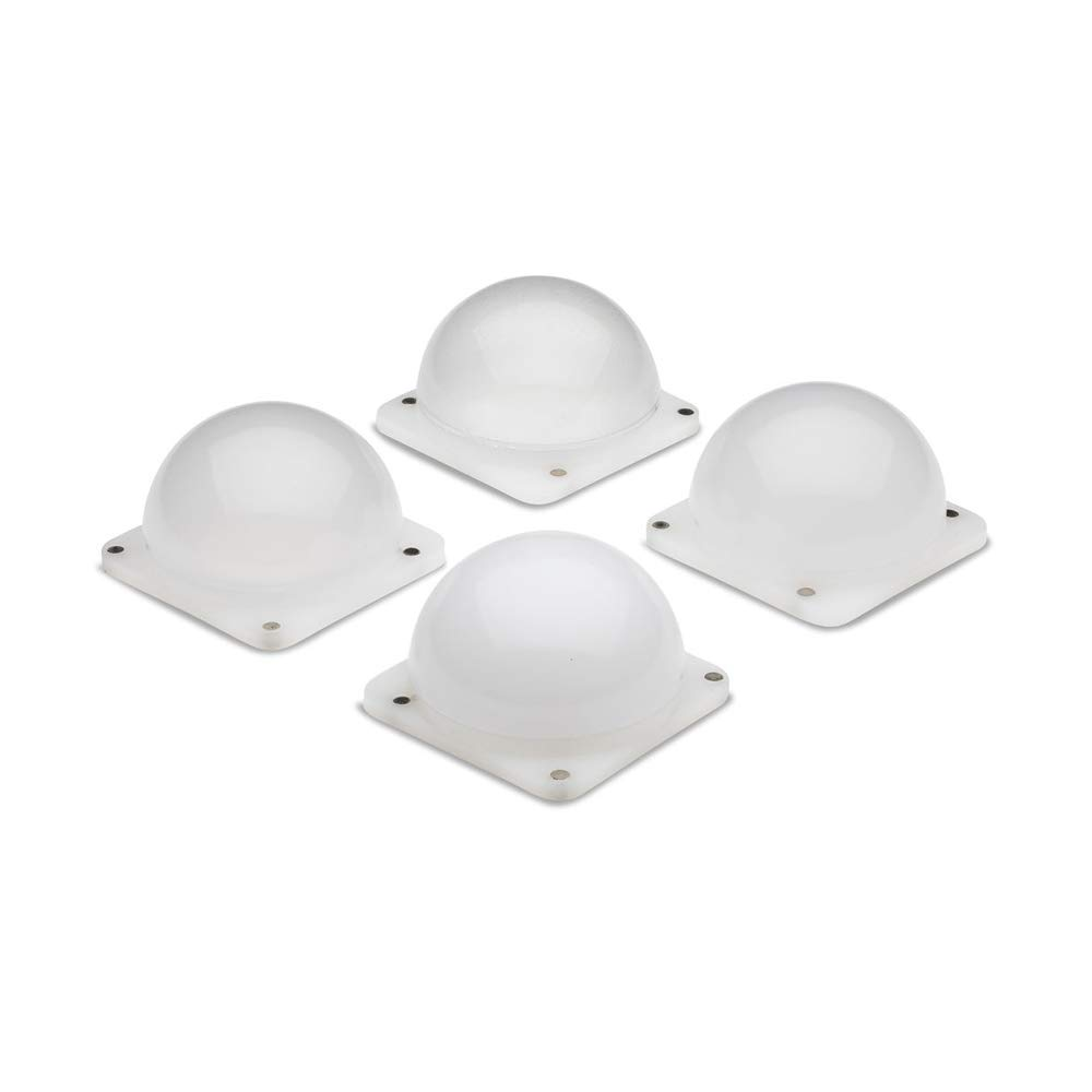 Lume Cube - Diffusion Bulb Pack for Light-House (Includes 4 Diffusion Bulbs) LC-LHDIFFB11