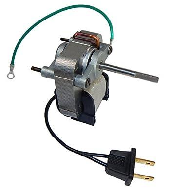 Nutone Vent Fan Motor (89321, J238-062-6001) 3200 RPM, 1.07 amps, 120 volts # 89850