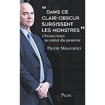 """"""" Dans ce clair-obscur surgissent les monstres """" (French Edition)"""