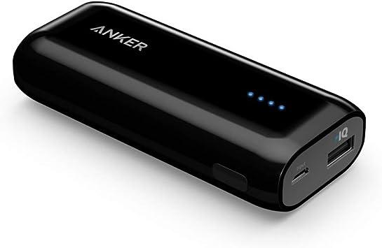 Nexus Rojo Samsung Anker Astro E1 6700mAh Cargador port/átil Ultra Compacto Bater/ía Externa con tecnolog/ía PowerIQ para iPhone HTC iPad Huawei y m/ás