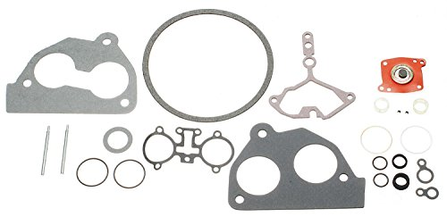 Tbi Fuel Pressure Regulator - ACDelco 219-607 Professional Fuel Injection Throttle Body Gasket Kit