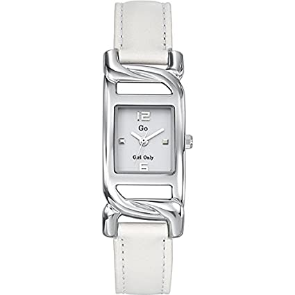 GO, Girl Only Analogue Silver Dial Women's Watch - 697800