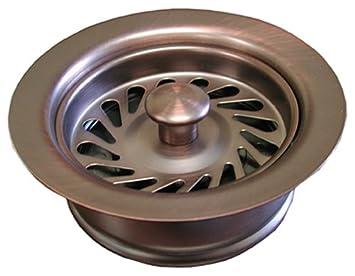 Plumbest B03 407 Disposal Assembly For InSinkErator, Old World Bronze