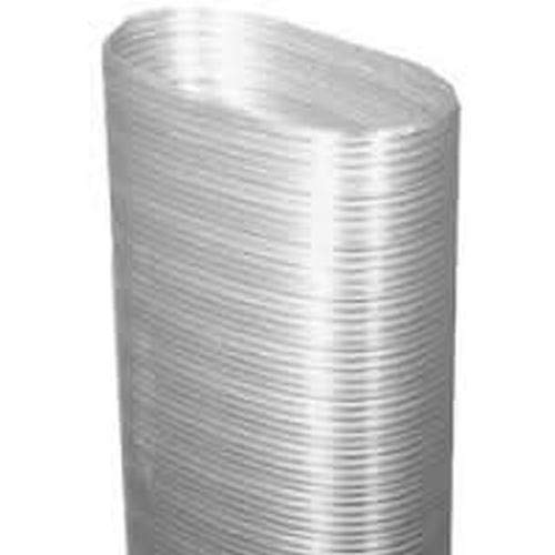 Flex-All Oval Single Ply Stainless Steel Chimney Liner - 3