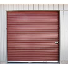 Trac-Rite 988 Roll-Up Door - 12u0027 wide x 10u0027 tall & Amazon.com: TRAC-RITE DOORS INC.