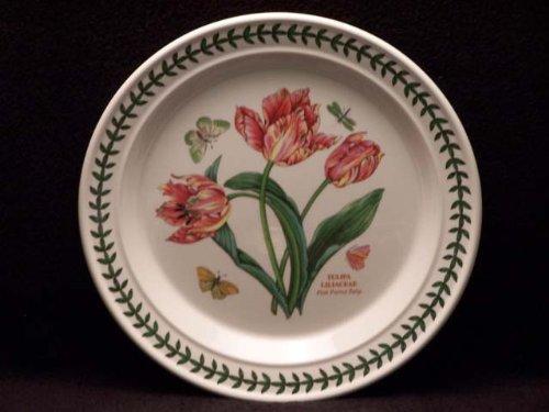 - Portmeirion Botanic Garden Anniversary Dinner-Pink Parrot Tulip