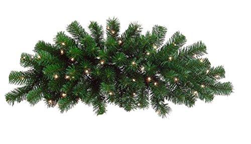"Allstate Floral & Craft 28"" Pre-Lit Deluxe Windsor Pine A..."