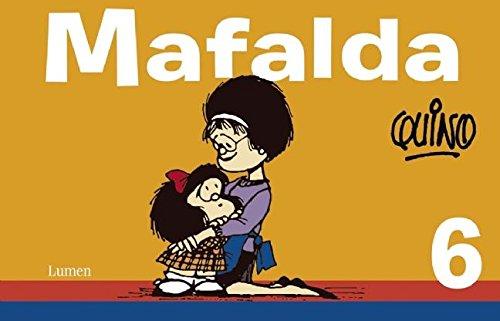 Mafalda #6 / Mafalda #6 (Spanish Edition)