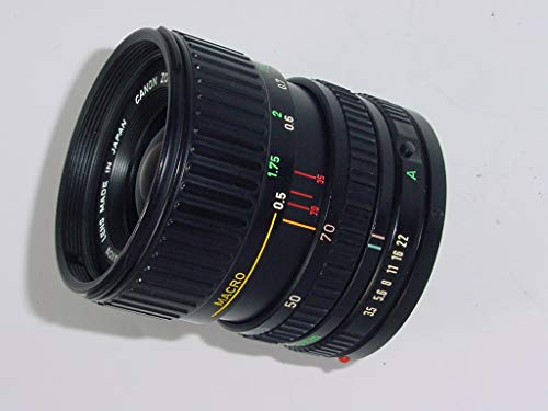 CANON MACRO 35-70mm F3.5-4.5 NEW FD NFD MF Zoom Lens