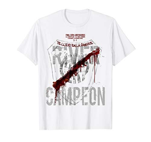 River Plate camiseta campeon Libertadores soccer fan t-shirt (Conjuntos Del Real Madrid)
