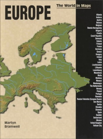 Download Europe: The World in Maps ebook