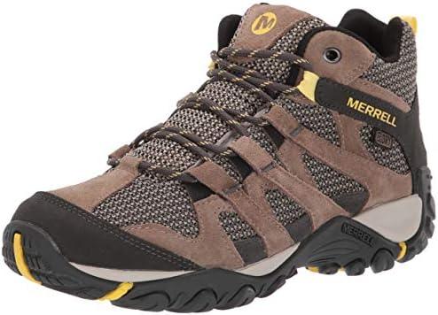 Merrell Women s Alverstone Mid Waterproof Hiking Shoe