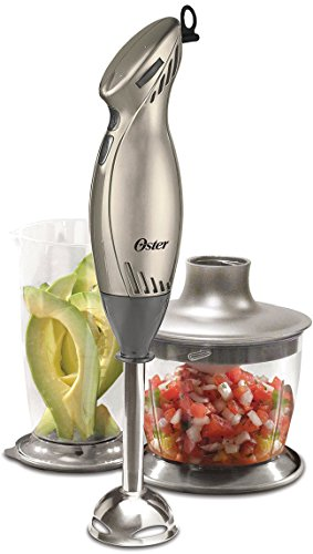 Oster Immersion Hand Blender with Chopper One Size by OSTER