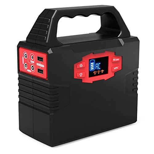 Portable Battery Pack With Inverter - 3