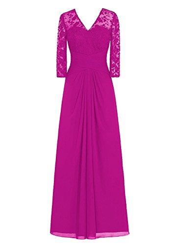 elegant a line sweetheart floor length prom dresses - 3
