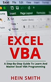 Excel VBA Step Step Programming ebook product image