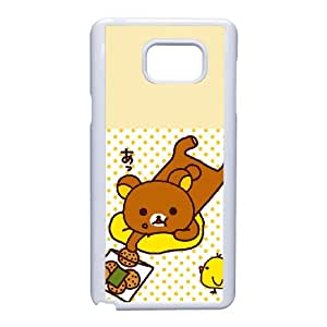 New Style Cute Bear Image Phone Case For Samsung Galaxy Note 5
