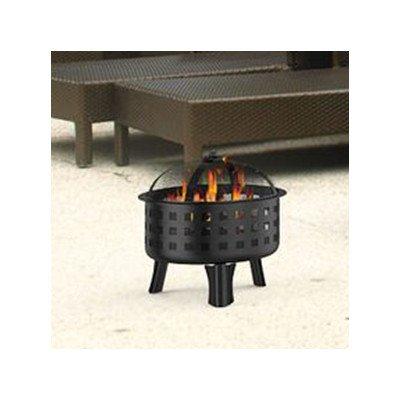 Mason Steel Wood Fire Pit (Chimenea Steel)