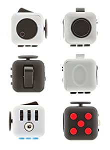 FocusCube - $18.99 By VINCORP - Other Sellers On This Listing Are Selling Knockoffs - Fidget Cube Toy For Anxiety Stress Relief Attention Focus For Children / Adult Gift ADHD
