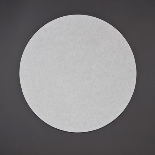 Royal Paper Filter Discs with No Hole, 21.5'', Package of 100