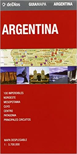 Argentina (Map Guide) (Spanish Edition)
