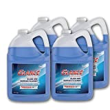 Diversey Glance Powerized Professional Glass & Surface Cleaner, 1 Gallon (4 Pack)