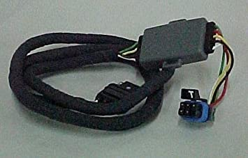 GM # 12498307 Trailer Wiring Harness (Includes 7 Pin Round to 4 Pin