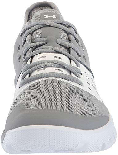 Under White Men's Ultimate 3 Sneaker 101 Charged Armour Steel r4q1Tr