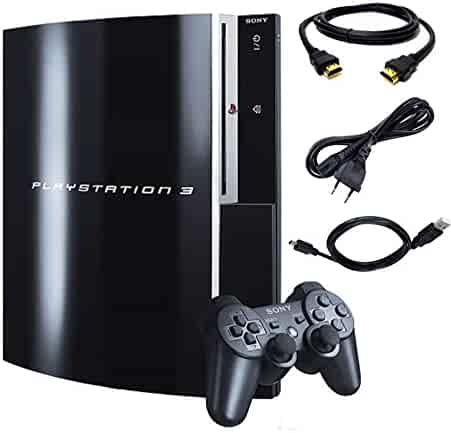 Sony PLAYSTATION 3 80GB (PS3) System