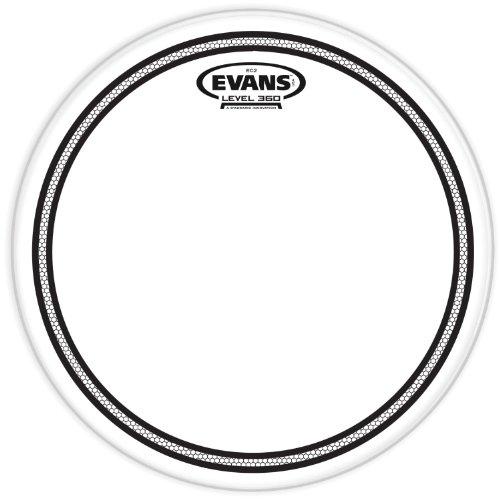 - Evans EC2 Clear Drumhead, 16 inch