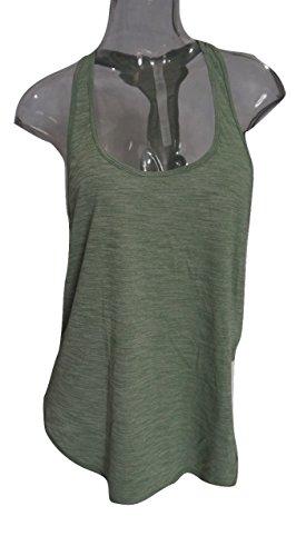 lululemon-tank-top-105-singlet-heathered-desert-olive-green-size-8