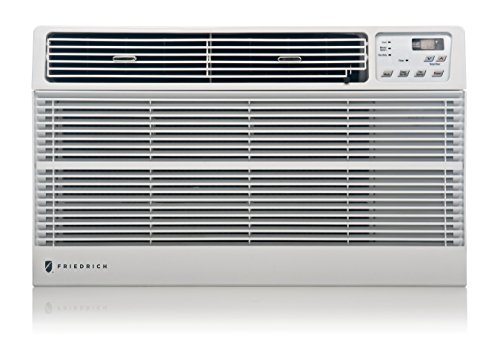 Friedrich UE10D33C 10000 BTU Uni-Fit Series Room Air Conditioner with Electric Heat, 230-volt