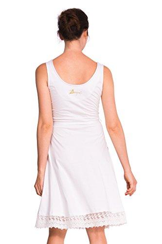 Desigual Dress Vest_Bibi, 1020 Hielo, S 1020 S