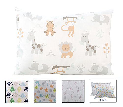 Buy Bargain BB MY BEST BUDDY Toddler Pillowcase by My Best Buddy - 100% cotton - New Safari and Zoo ...