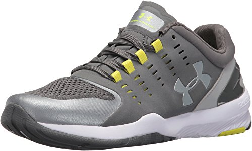 Carátula Under Armour Ua Charged Stunner Graphite / White / Overcast Grey