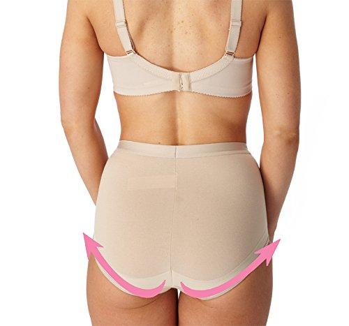 Enhancer Galbant dell'addome Aileen e Bum Firm Panties mutandine di Flesh Beige Riggin controllo Ezxzq4rRw