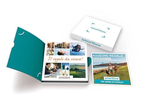 Smartbox - Coffret Cadeau «Trois jours en famille»: Amazon.fr ...