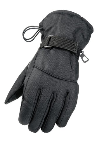 Raider SX3–Guantes de nieve (Negro), Negro, Mediano