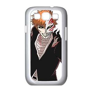 Samsung Galaxy S3 9300 Cell Phone Case Covers White ichigo Izach