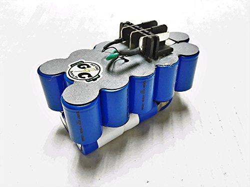 black decker 24 volt battery - 5
