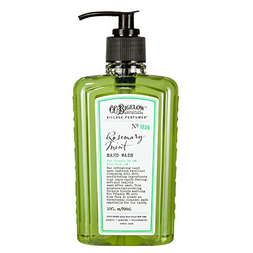 (C.O. Bigelow Hand Soap (Rosemary Mint) )