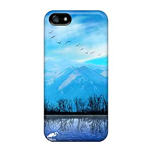 Iphone High Quality Tpu Case/ Wonderous Stories NCnMw4066VGGKv Case Cover For Iphone 5/5s