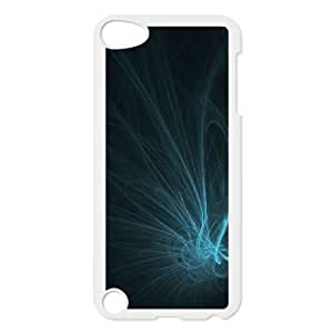 Black wall iPod Touch 5 Case White AMS0642045