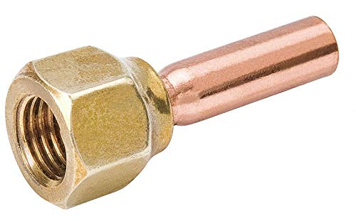 Mueller Brass - Mueller Flare X Solder Adapter, Brass/Copper
